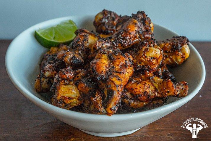 Healthy Chicken-Wing Recipes