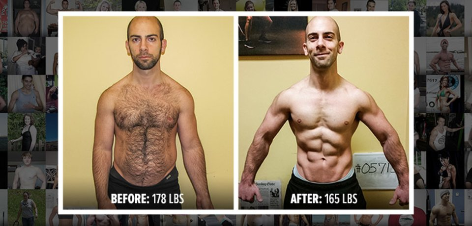 Joe Lifted His Way Out Of Depression!