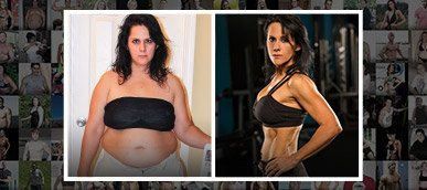 The Mom Who Lost 80 Pounds After One Insult