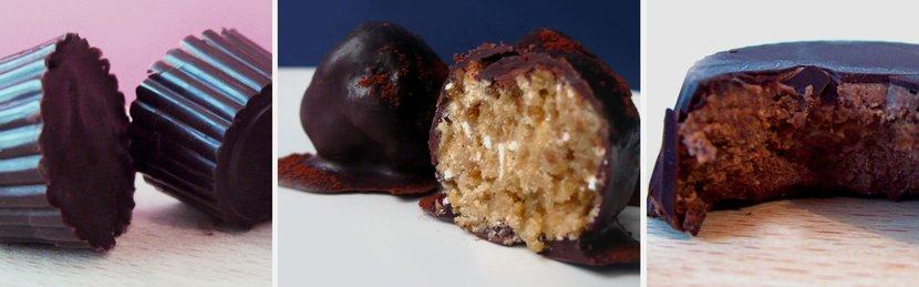 Protein Chocolate Treats: 3 Valentine's Day Recipes