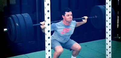 Rory McIlroy Trains To Be Stronger Than His Critics