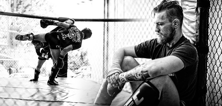 Build a Fighting Physique Like Conor McGregor