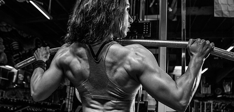 Fitness & Bodybuilding - Magazine cover
