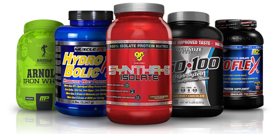 Vitamins for muscle growth and recovery