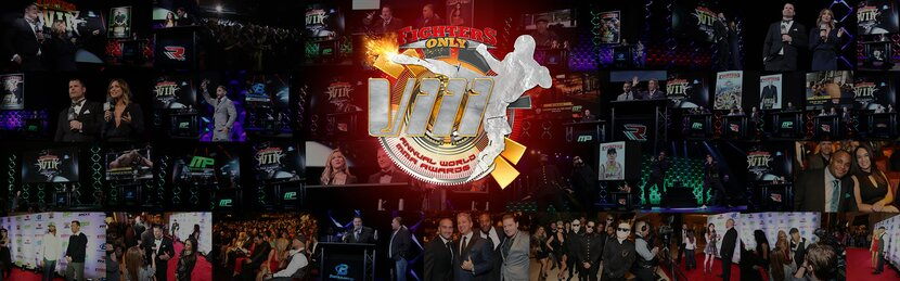 2016 Fighters Only World MMA Awards