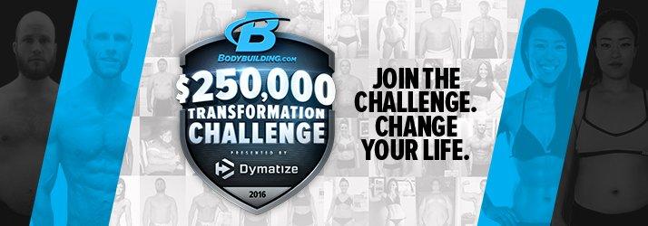 $250,000 Transformation Challenge