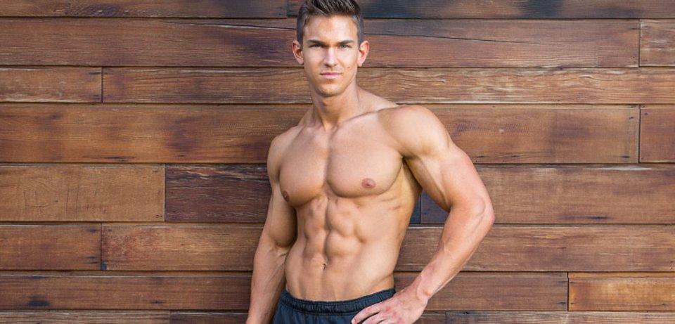Male abdominal exercises