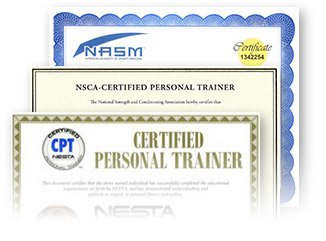 5 Things You Don't Know About Personal Training Certs