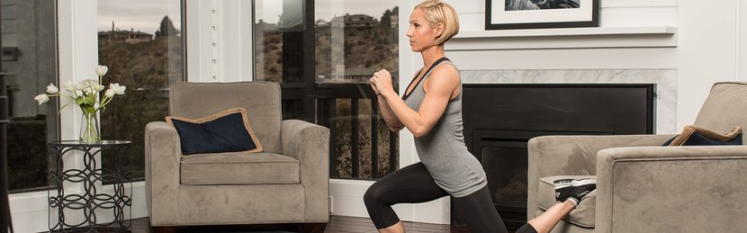 At-Home Workouts For Any Goal!