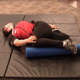 Lunge To Backward Rotation