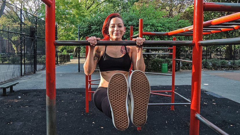 Ladies: Bring Pull-ups To The Forefront Of Your Training!