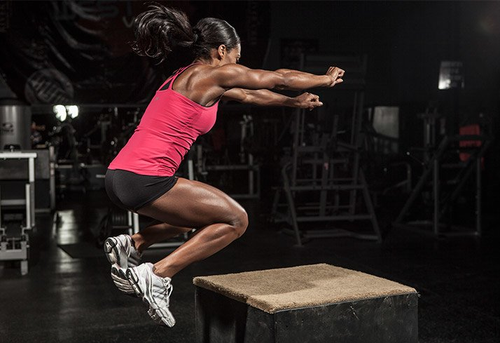 Build An Athletic Body In 8 Weeks! - The Health and Wellness