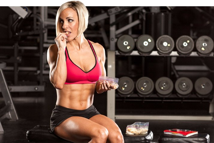 Bodybuilder fat loss diet