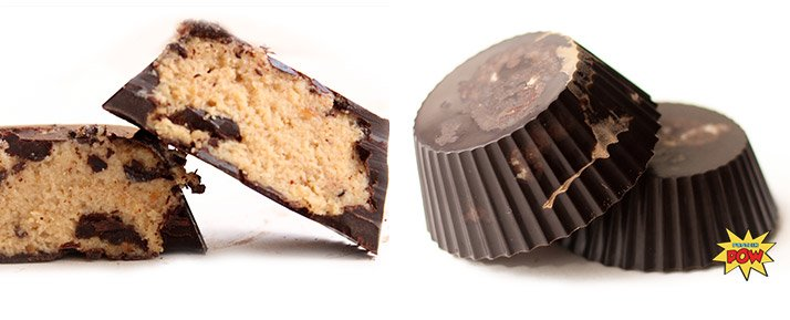 Protein-packed, guilt-free protein peanut butter cups