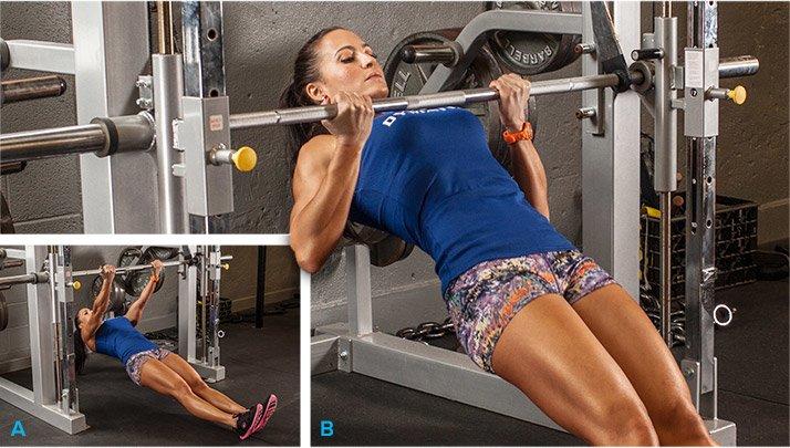 Erin Stern Elite Body 4 Week Daily Fitness Trainer Day 1