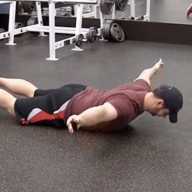 ITYW Shoulder Raise
