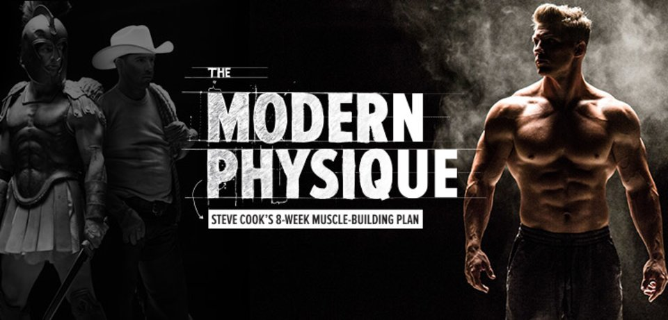 Modern Physique: Steve Cook's 8-Week Training Plan