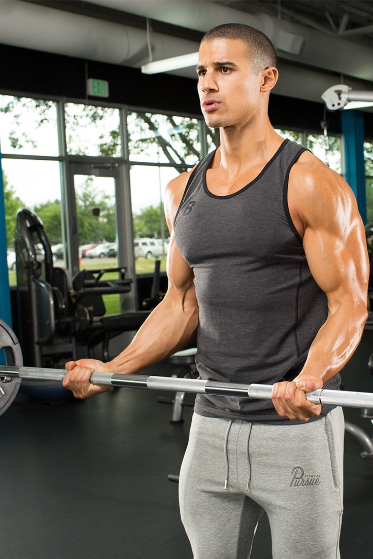 10 best muscle building isolation exercises for Best builder construction