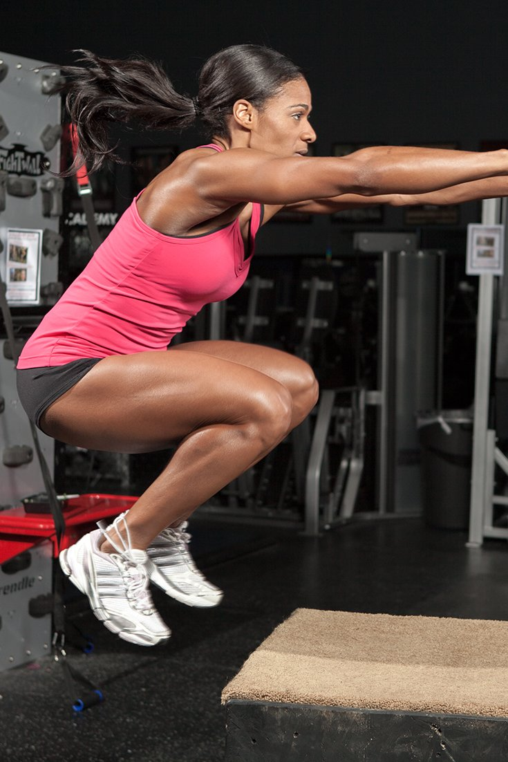 10 Exercises For Explosive Athletes!