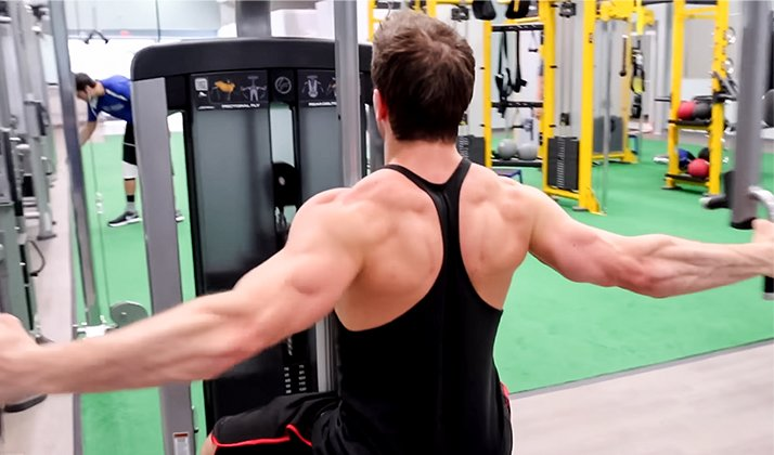 M Workout For Upper Chest Tricep Thickness