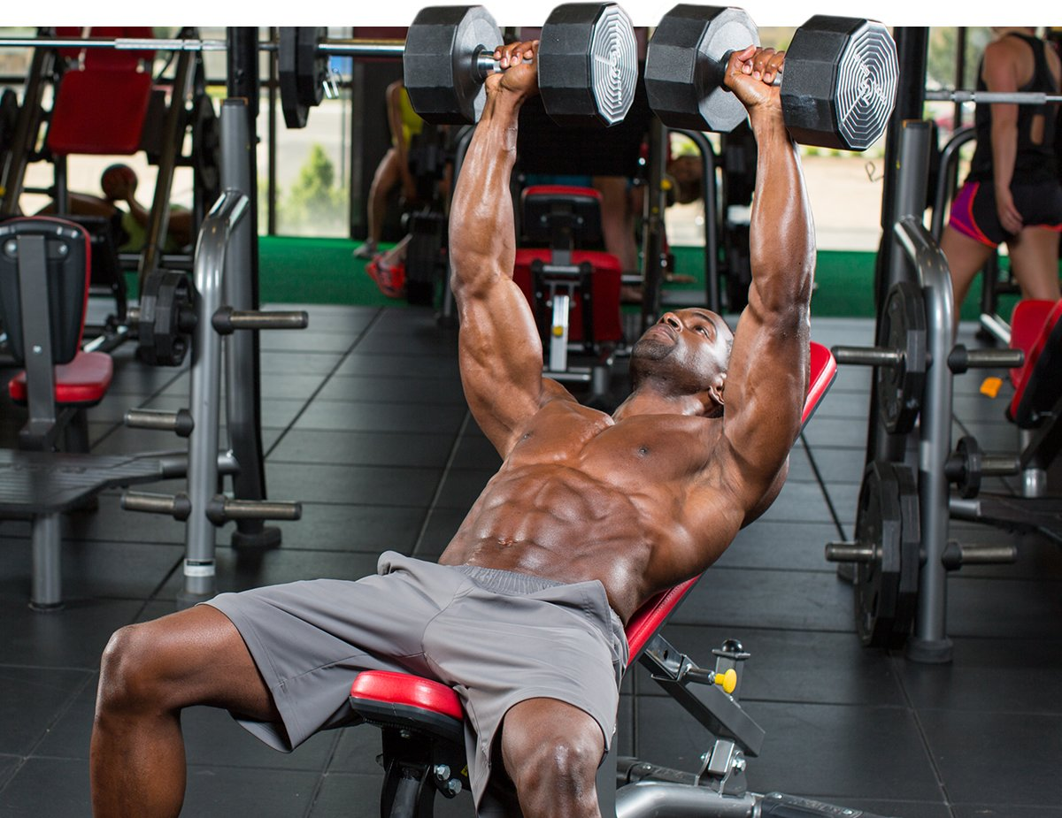 4 Dynamite Dumbbell Workouts For Strength And Size