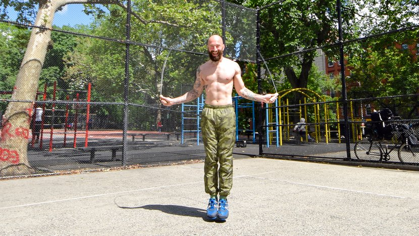4 Jump-Rope Techniques To Burn Fat And Improve Athleticism