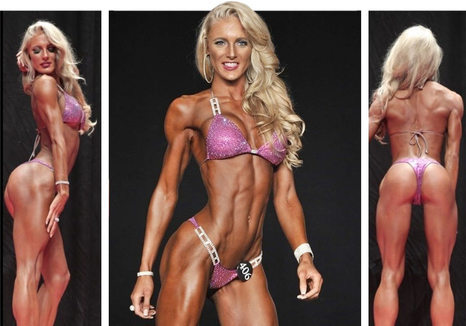 Non Weight Muscle Building Exercises For Bikini Competition