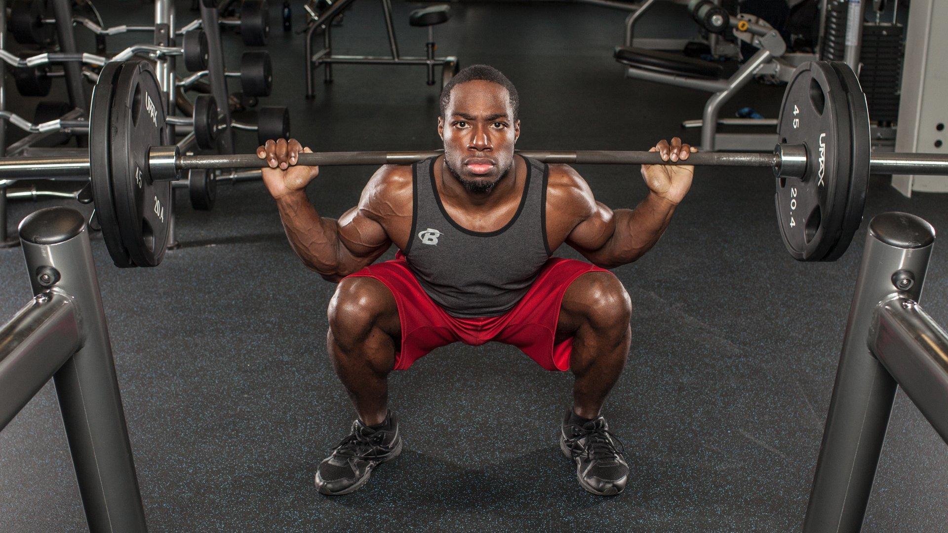 5 Best Leg Workouts On BodySpace!