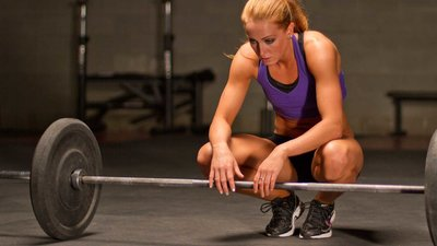 4 Killer Crossfit Workouts