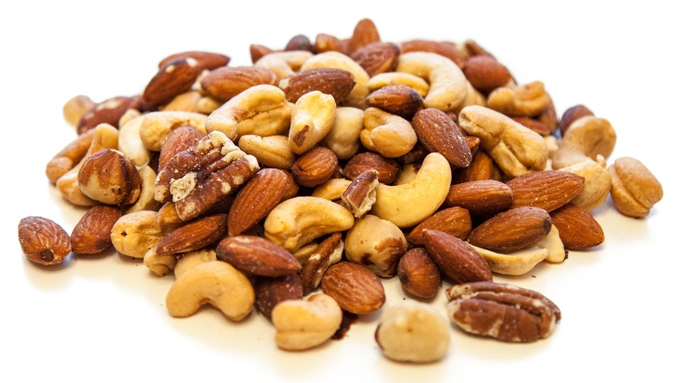 Image result for food nuts