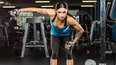 Ladies 6 Exercises For Sexy And Shapely Shoulders
