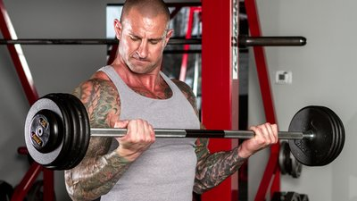 Bigger Arms in 6 Weeks: 6-Weeks To Sick Arms Workout