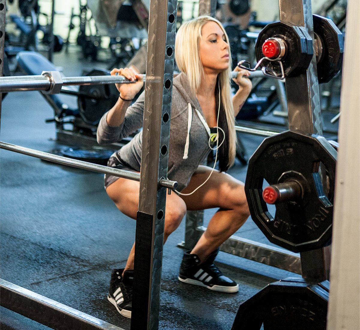 Weight Lifting Gym Fitness Workout Exercise Training Body: Ashley Hoffmann's Surefire Strength Plan