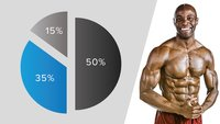 Ask The Ripped Dude: Is There A Magical Macronutrient Ratio For Fat Loss?