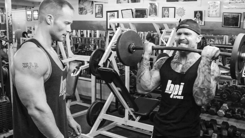 Blast Your Back And Biceps! James Grage And Whitney Reid Video Workout