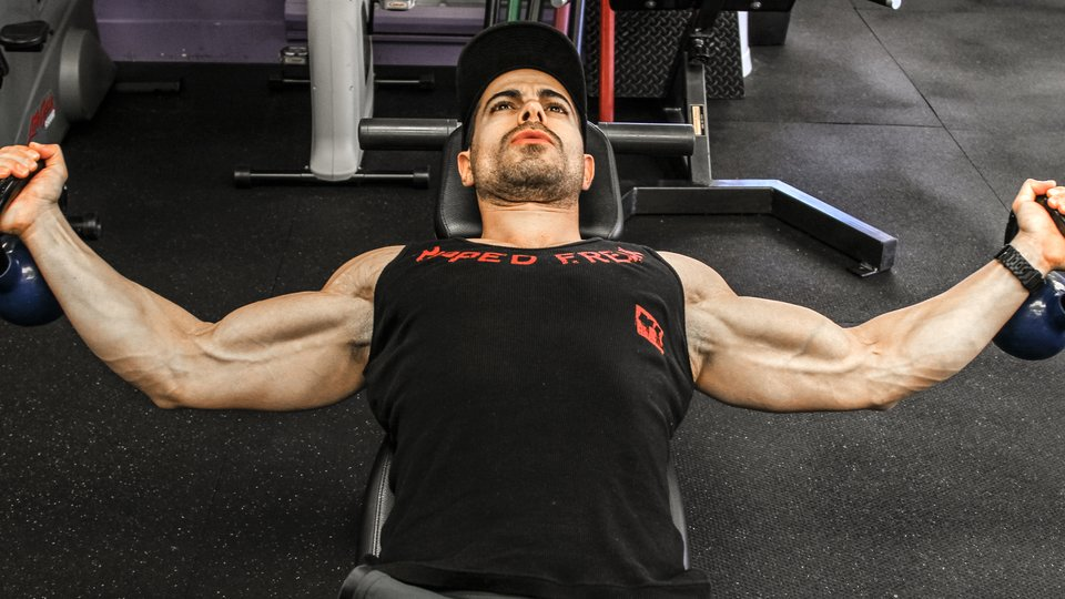 Build your best chest must do pec exercises