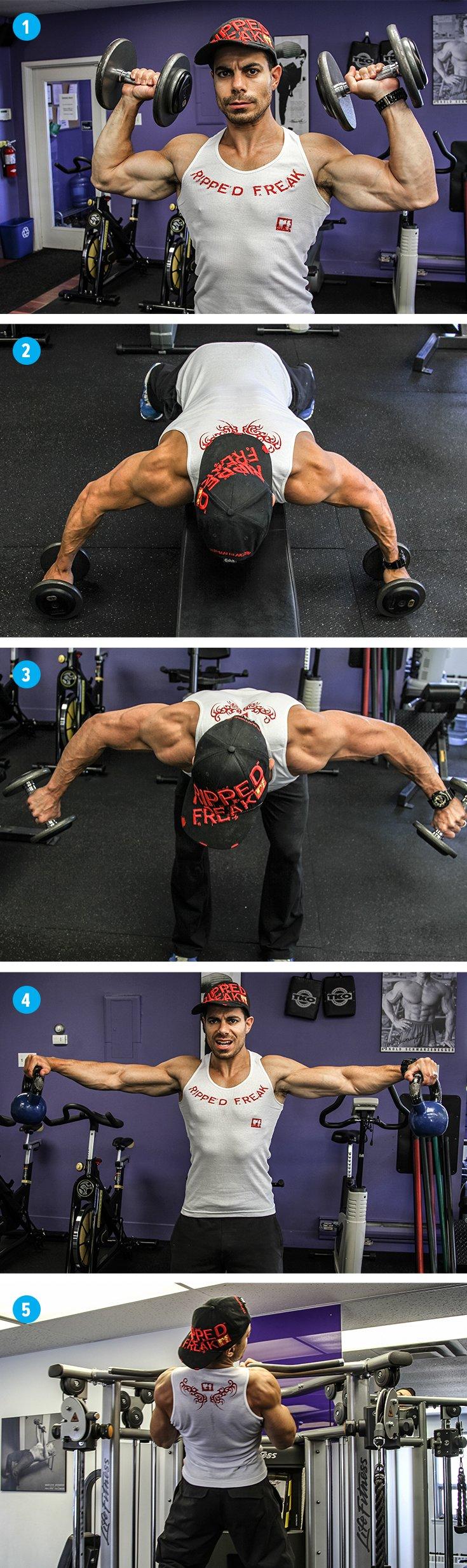 Define Your Delts 5 Must Do Shoulder Exercises