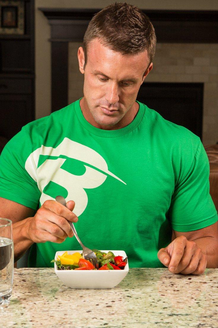 Eat Like A Beast Brandan Fokken S Bulking Meal Plan