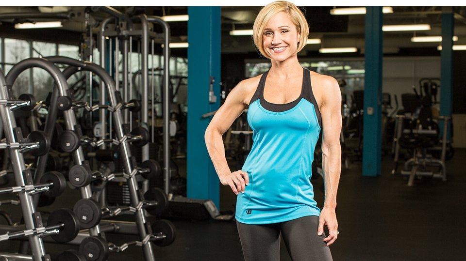 Female Fitness Gym Names
