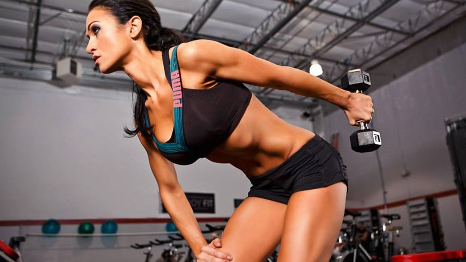 Arms Workout For Women: A Girl's Guide To Guns