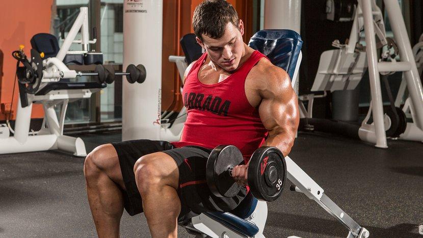 Hunter Labrada's Top 5 Biceps Exercises