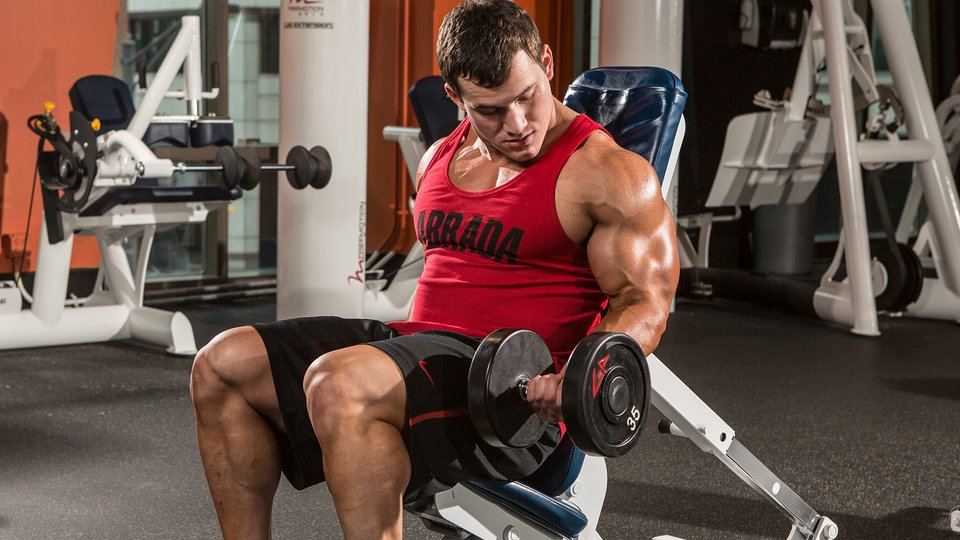 Hunter Labrada S Top 5 Biceps Exercises