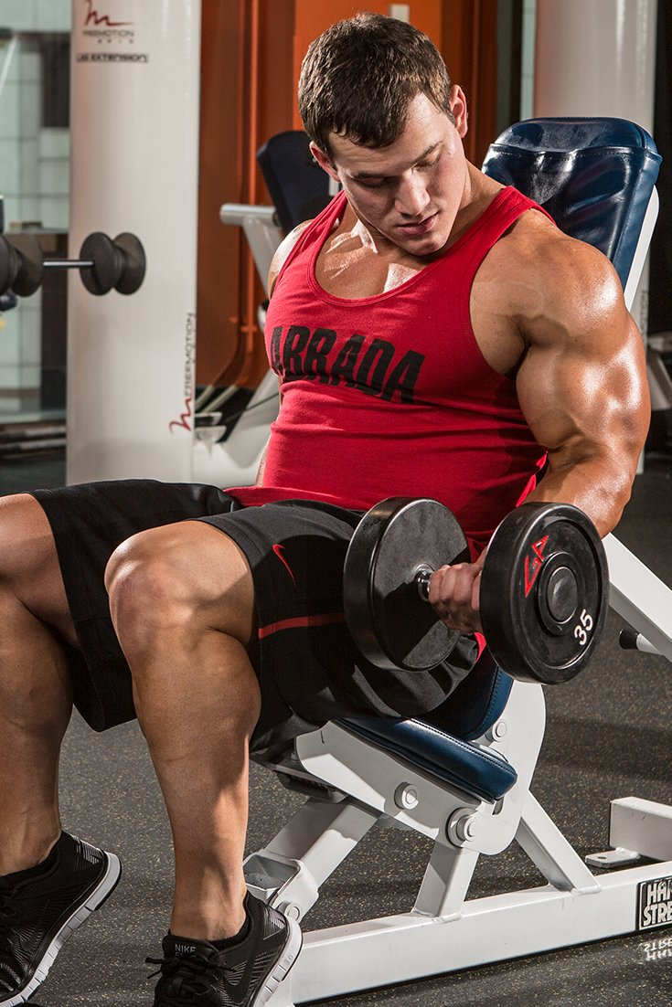 Hunter Labrada's Top 5 Biceps Exercises
