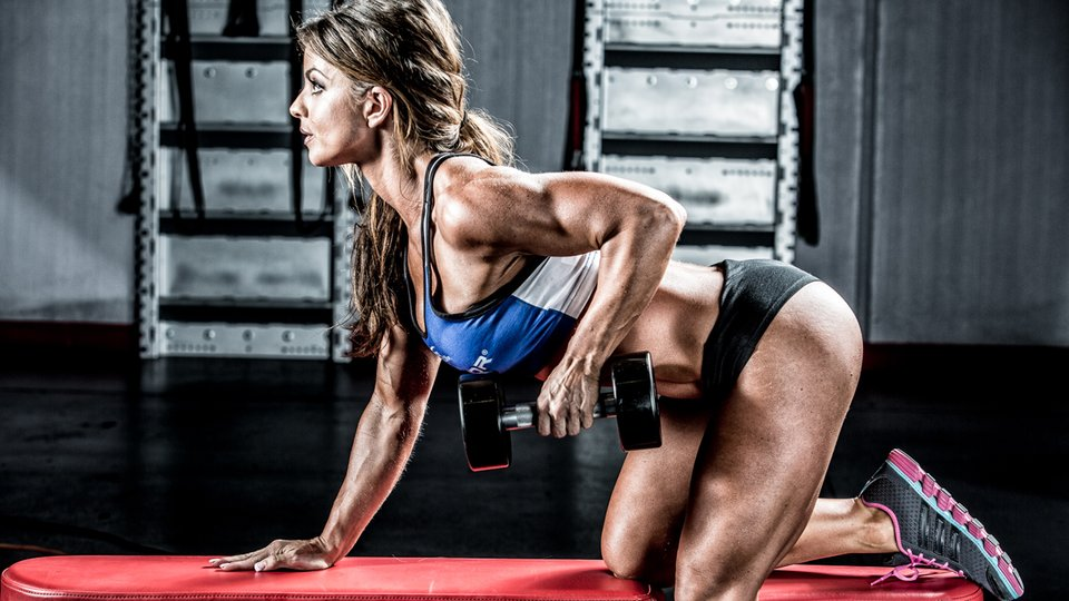Jen Jewell's Back-Blasting Workout