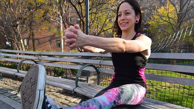 Ladies: Take Your Bodyweight Training To The Next Level