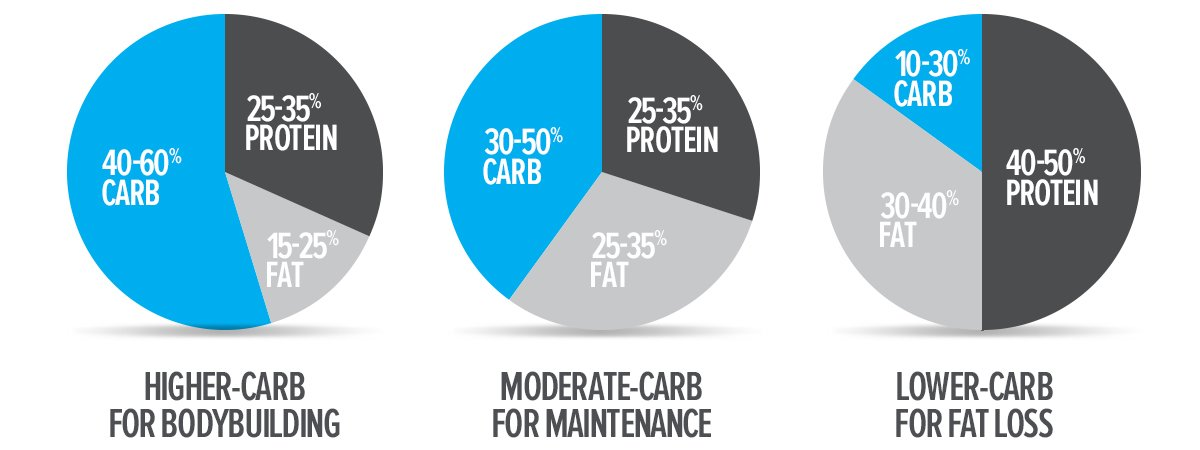 3 Keys To Dialing In Your Macronutrient Ratios