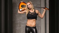 Meet Music's Most Shredded Ax Player