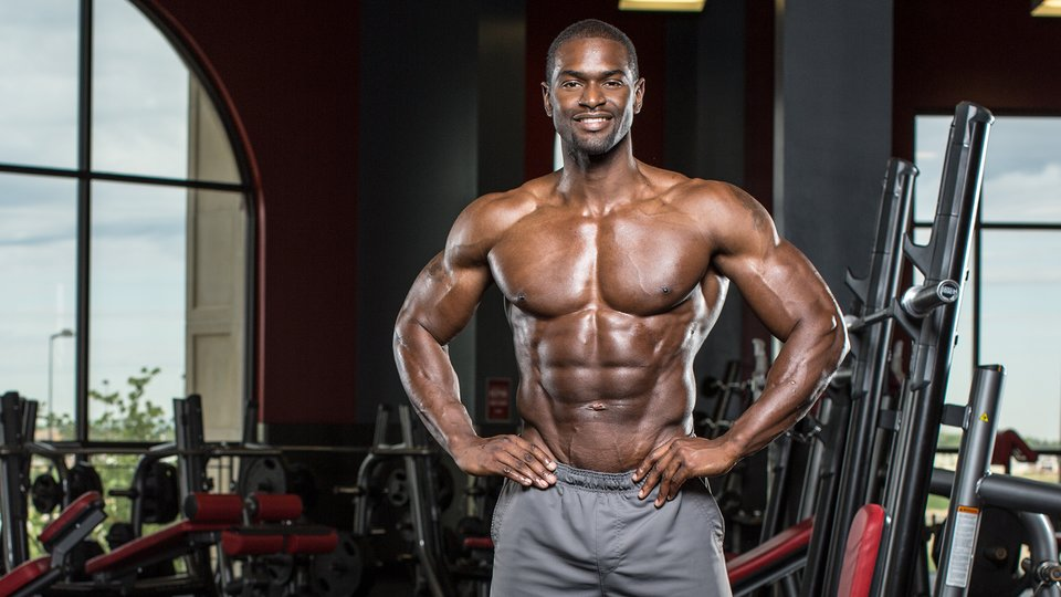 Monster Abs Are Made In The Winter!
