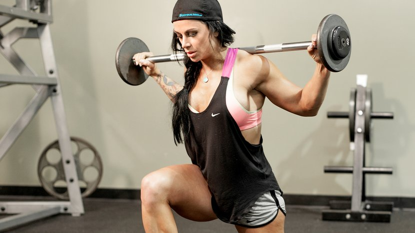 Rig For Pain: Ashley Horner's Full-Body Circuit Workout