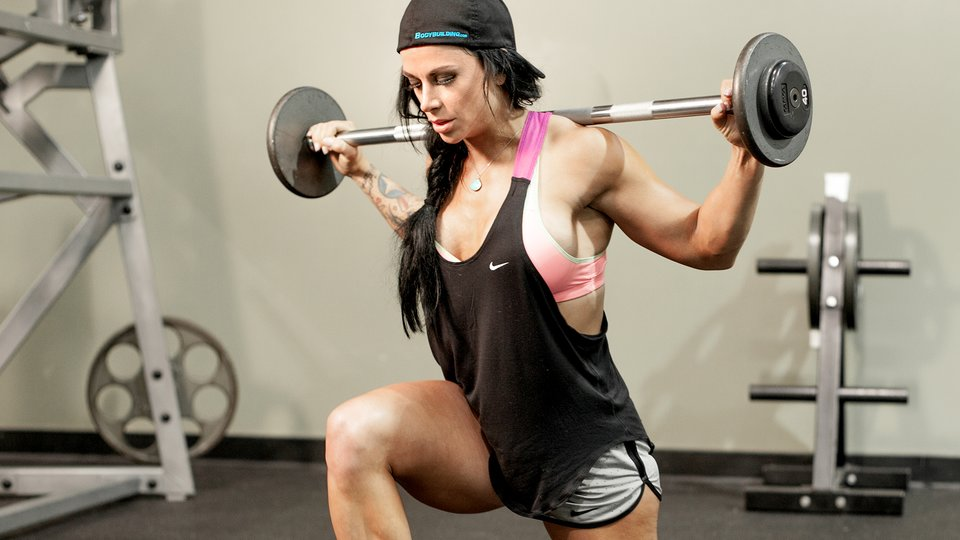 Rig For Pain Ashley Horner S Full Body Circuit Workout